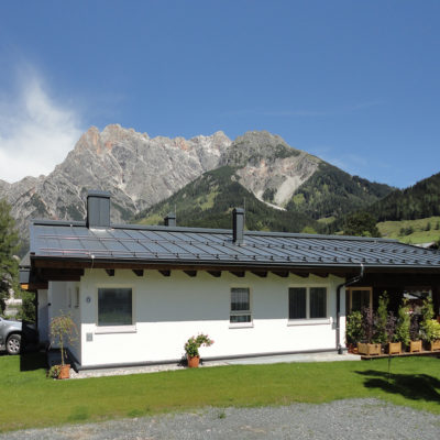 Einfamilienhaus Hintertal