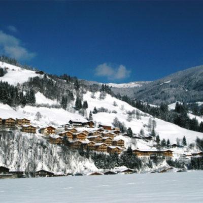 Landal Viehhofen Winter