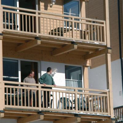 Balkone Landal