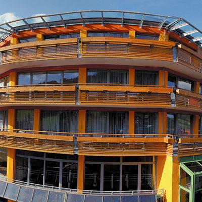 Balkone Aparthotel Adler