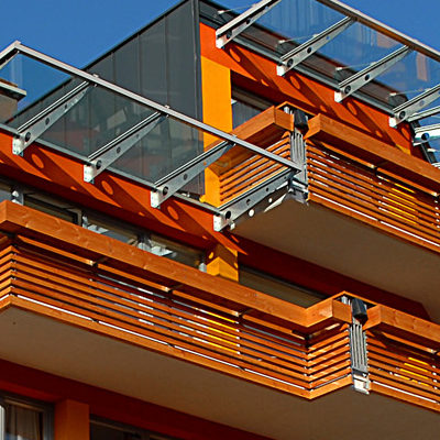 Balkon Aparthotel Adler