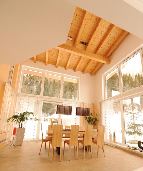 Holzdecken Ihr Zimmermeister