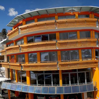 Aparthotel Adler Winter
